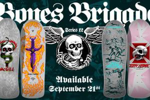 Bones Brigade 12 Release Date
