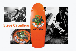 NIXON Zine Part 2 of 7 - Steve Caballero