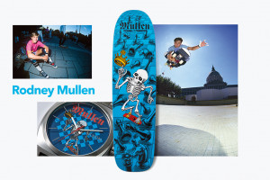 Nixon Zine Part 7 of 7 - Rodney Mullen