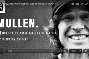 Rodney Mullen: TWS 30th Anniversary Interview