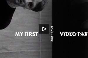 Tony Hawk - First Video Part