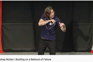 Rodney Mullen - Building on a Bedrock of Failure