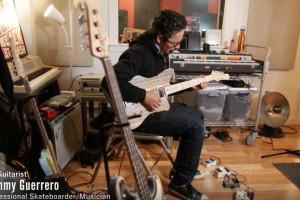Tommy Guerrero - Prisma Guitars