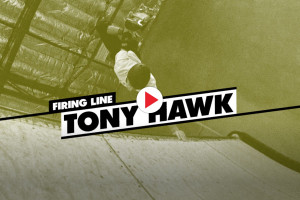 Tony Hawk - Firing Line