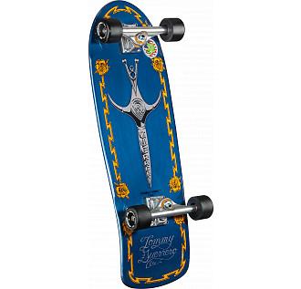 Bones Brigade® Blue Guerrero Complete Skateboard - 9.6 x 29.130