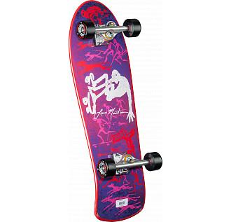 Bones Brigade® Lance Mountain FP Complete Skateboard Purple - 10 x 30.75