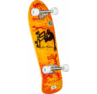 Bones Brigade® Lance Mountain 5th Series Complete Skateboard Orange - 10 x 30.75