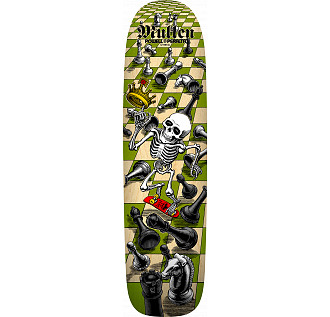 Bones Brigade® Rodney Mullen 11th Series Reissue Skateboard Deck Natural - 7.4 x 27.625